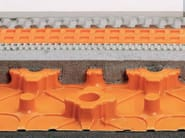 Radiant floor panel SLIM - Rhoss