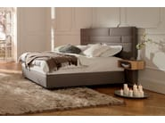 Upholstered fabric double bed BOXSPRING SUITE DELUXE | Double bed - Hülsta-Werke Hüls
