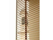 Wooden solar shading Wooden solar shading - STUDIO 66