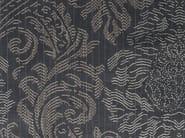 Damask cotton fabric MAZARINE PLACE - KOHRO
