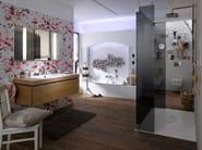 Built-in enamelled steel bathtub BETTESELECT - Bette