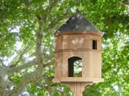 Teak bird feeder COLOMBIER - Tectona
