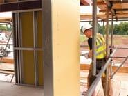 Dry-laid cement and fibre cement sheet AquaBoard - Siniat