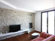 Acoustic plasterboard ceiling tiles LaDura Plus BA13 - Siniat