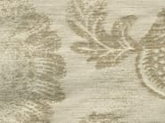 Cotton fabric with floral pattern GUERMANTES - KOHRO