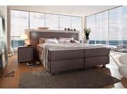 Fabric bedside table BOXSPRING SUITE DESIGN   Bedside table - Hülsta-Werke Hüls
