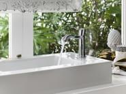 Single handle 1 hole washbasin mixer SOFÌ | Single handle washbasin mixer - Carlo Nobili Rubinetterie