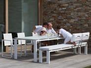 Steel bench WINGS | Bench - Joli