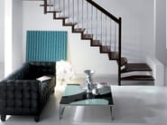 Wooden Open staircase LINEA - RINTAL