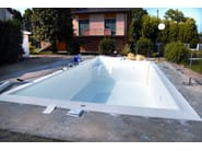 Formwork and formwork system for concrete GEOPANEL SWIMMING POOL - GEOPLAST