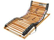 Slatted electric adjustable bed base BODYCOM FLEX | Electric bed base - Hülsta-Werke Hüls