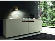 Sideboard with coplanar doors MOOD - Presotto Industrie Mobili