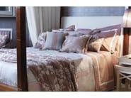 Striped cotton fabric STAMFORD - KOHRO