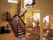 Open staircase TRASFORMA   Open staircase - RINTAL