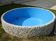 Swimming pool liner EPOKOAT SWIMMING - DIASEN