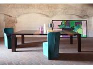 Contemporary style decorative painting LE HAZARD EST CURIEUX - COLLI CASA