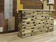 Spruce reception desk TOC DE TOE | Reception desk - CADORIN GROUP