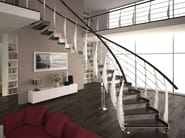 Steel Stair railing VELA PRIMA - RINTAL