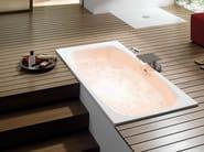 Oval built-in bathtub BETTEHYDROSPA - Bette