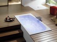 Oval built-in bathtub BETTEHYDROSPA - Bette