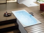 Oval bathtub BETTESPA | Whirlpool bathtub - Bette