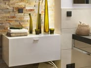 Suspended bathroom cabinet with drawers BETTEROOM AUSZUGS - Bette