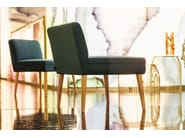 Upholstered guest chair SERIE_50W | Easy chair - La Cividina