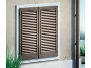 Wooden shutter MEZZA FIORENTINA - BG legno