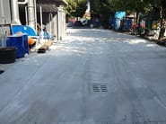 Mortar and grout for renovation PAVING FAST REPAIR - RUREDIL