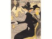 Artistic wallpaper Le Divan Japonais Henri de Toulouse-Laut - MyCollection.it