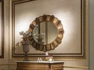 Wall-mounted framed mirror ARTS | Mirror - Carpanelli Classic