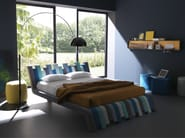Double bed CU.BED - Bolzan Letti