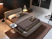 Upholstered pouf DINGHY | Pouf - Bolzan Letti