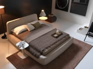 Double bed with removable cover DINGHY | Bed - Bolzan Letti