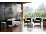 3 seater fabric leisure sofa SERIE_50W | 3 seater sofa - La Cividina