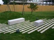 Sectional Bench PUNTOLINEA - FAVARO1