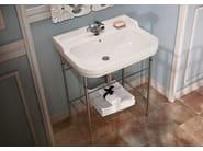 Chrome plated vanity unit EFI | Vanity unit - CERAMICA FLAMINIA