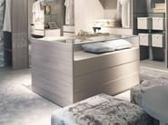 Wooden chest of drawers EUREKA | Chest of drawers - ESTEL GROUP