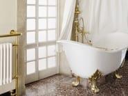 Floor standing bathtub tap with hand shower ANTIQUE | Floor standing bathtub tap - GENTRY HOME