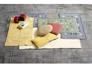 Vintage style handmade fabric rug MARPET | Rug - Ex.t