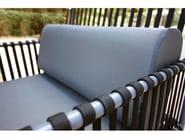 Sunbrella® garden armchair MIAMI   Garden armchair - Sérénité Luxury Monaco