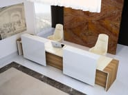 Reception desk LOOP | Reception desk - ESTEL GROUP