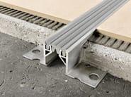 Synthetic rubber Flooring joint PROEXPAN H40 - PROGRESS PROFILES