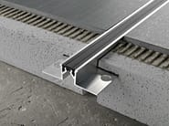 Synthetic rubber Flooring joint PROEXPAN H20 - PROGRESS PROFILES