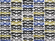 Pique cotton fabric POP ART - Aldeco, Interior Fabrics