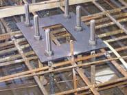 Precast reinforced concrete structural component Innesto di fondazione - APE