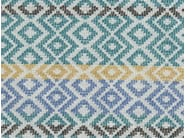 Upholstery fabric with graphic pattern MONSARAZ - Aldeco, Interior Fabrics