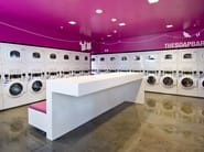 Solid Surface® Shop furnishing AVONITE | Shop furnishing - Avonite Surfaces By Aristech Surfaces