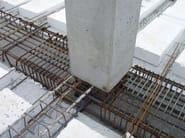 Reinforced concrete beam for bridge Trave - APE