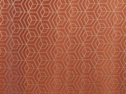 Upholstery fabric with graphic pattern HOOPSTAR - Aldeco, Interior Fabrics